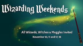 Wizarding Weekends!